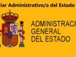 Próximo examen de auxiliar administrativo del estado 2021