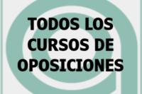 Cursos de oposiciones