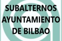 Oposición subalternos ayuntamiento de bilbao