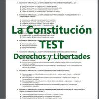 Test de la Constitución