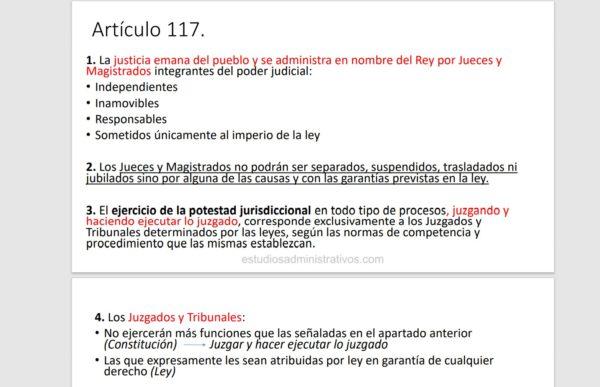 La Constitución explicada al completo, desgranada, esquematizada y subrayada