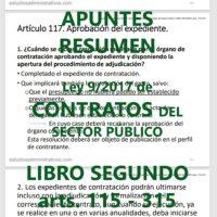 resumen de la ley de contratos del sector público